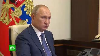Путин рассказал оработе встройотряде вКоми