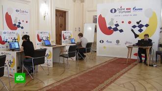 Сборные России иИндии получили золото <nobr>онлайн-олимпиады</nobr> по шахматам