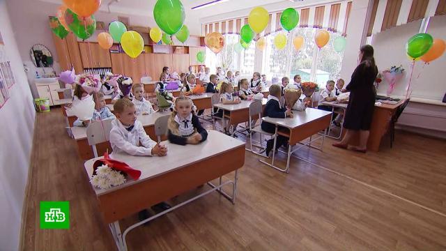 Как московские школы поменяли формат работы из-за COVID-19.1 Сентября, Москва, образование, торжества и праздники, школы.НТВ.Ru: новости, видео, программы телеканала НТВ
