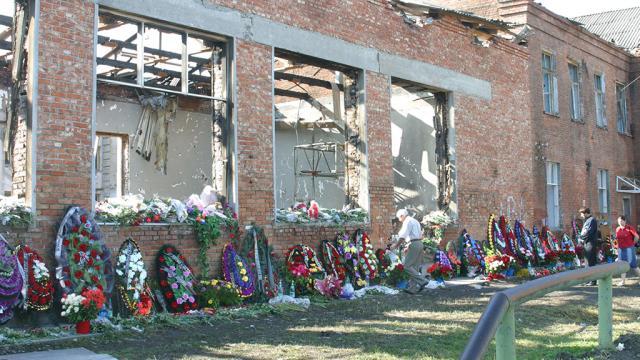 Трагедия Беслана: годовщина захвата террористами школы №1.Беслан, ЗаМинуту, терроризм.НТВ.Ru: новости, видео, программы телеканала НТВ