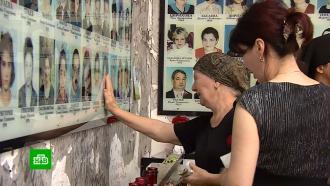 Впамять ожертвах теракта вБеслане во дворе школы зажгут свечи