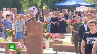 ВБеслане завершилась вахта памяти по жертвам теракта вшколе №1