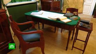 ВПетербурге восстановили комнаты НиколаяI