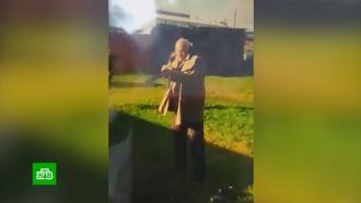 Пенсионер расстрелял семью вКемеровской области