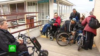 ВПетербурге прибрежное кафе для инвалидов оказалось вне закона