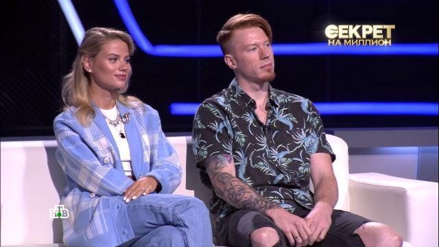 Никита и Алёна Пресняковы объявили, когда станут родителями.Пресняковы, артисты, дети и подростки, знаменитости, интервью, шоу-бизнес, эксклюзив.НТВ.Ru: новости, видео, программы телеканала НТВ