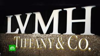LouisVuitton отказался купить Tiffany за 16млрд долларов