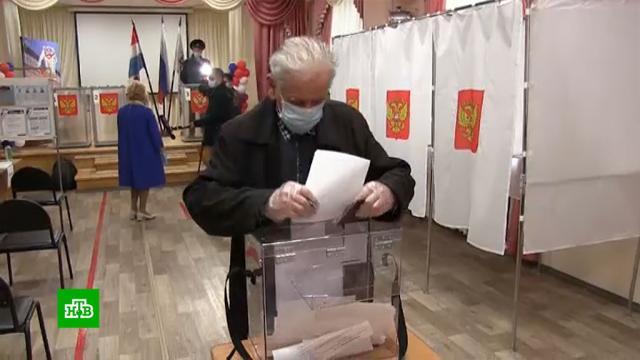 Памфилова назвала абсурдом обвинения внарушении прав избирателей.выборы, законодательство.НТВ.Ru: новости, видео, программы телеканала НТВ