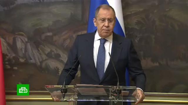 Лавров призвал Германию прекратить «нелепые» действия по Навальному.Лавров, Навальный, ФРГ, отравление.НТВ.Ru: новости, видео, программы телеканала НТВ