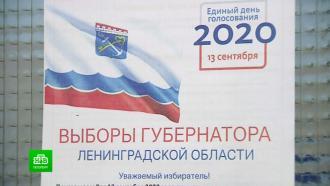 В Ленинградской области началось досрочное голосование