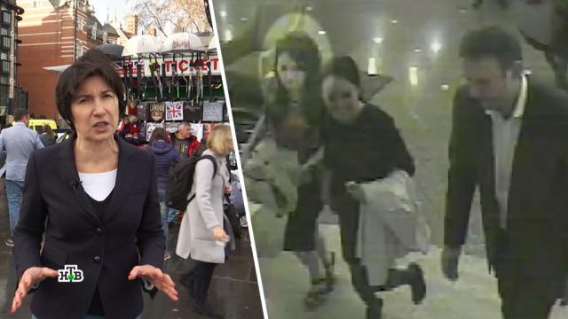 Женщина вмаске: как вделе Навального появился британский след.Навальный, оппозиция.НТВ.Ru: новости, видео, программы телеканала НТВ