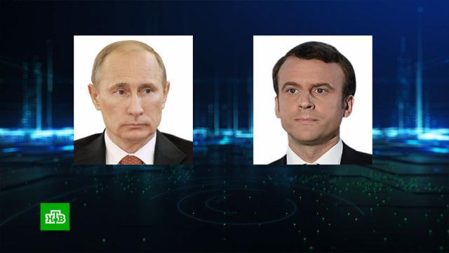Макрон призвал Россию тщательно расследовать ситуацию сНавальным.Макрон, Навальный, Франция.НТВ.Ru: новости, видео, программы телеканала НТВ