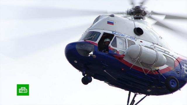 HeliRussia-2020: на выставке вертолетной индустрии представлены более 100воздушных судов.Москва, авиация, вертолеты, выставки и музеи.НТВ.Ru: новости, видео, программы телеканала НТВ