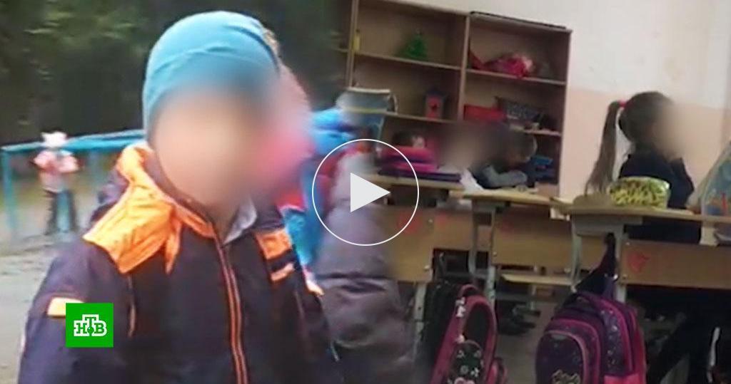 Агрессивный третьеклассник терроризирует екатеринбургскую школу