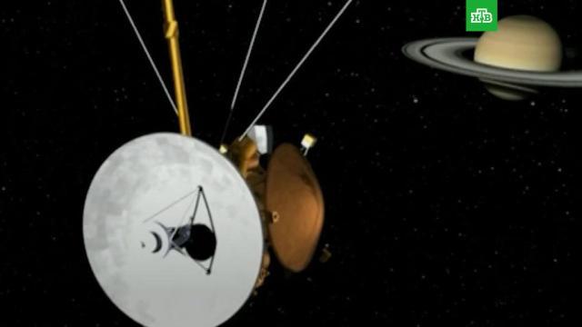 Космическая одиссея «Кассини»