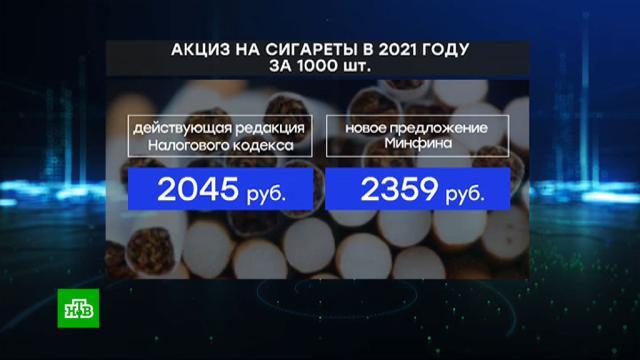 Сигареты в России резко подорожают из-за коронавируса.Минфин РФ, здравоохранение, коронавирус, курение, табак, эпидемия.НТВ.Ru: новости, видео, программы телеканала НТВ
