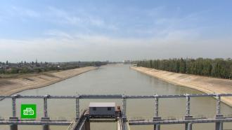 Небывалая засуха привела кдефициту питьевой воды вКраснодарском крае