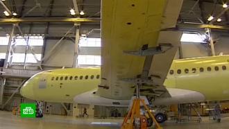 «Ростех» вложит 130млрд рублей в«антисанкционный» Sukhoi SuperJet