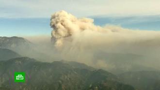 ВКалифорнии спасли от пожара старейшую обсерваторию