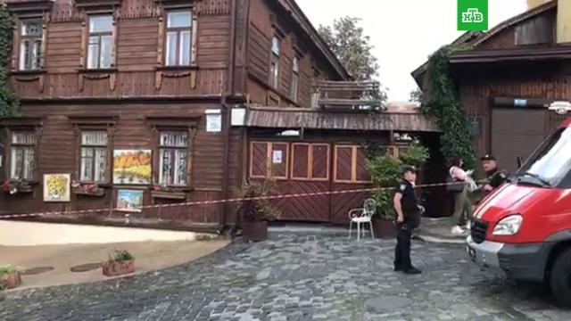 Взрыв в ресторане в Киеве: двое пострадавших.Киев, взрывы, рестораны и кафе.НТВ.Ru: новости, видео, программы телеканала НТВ