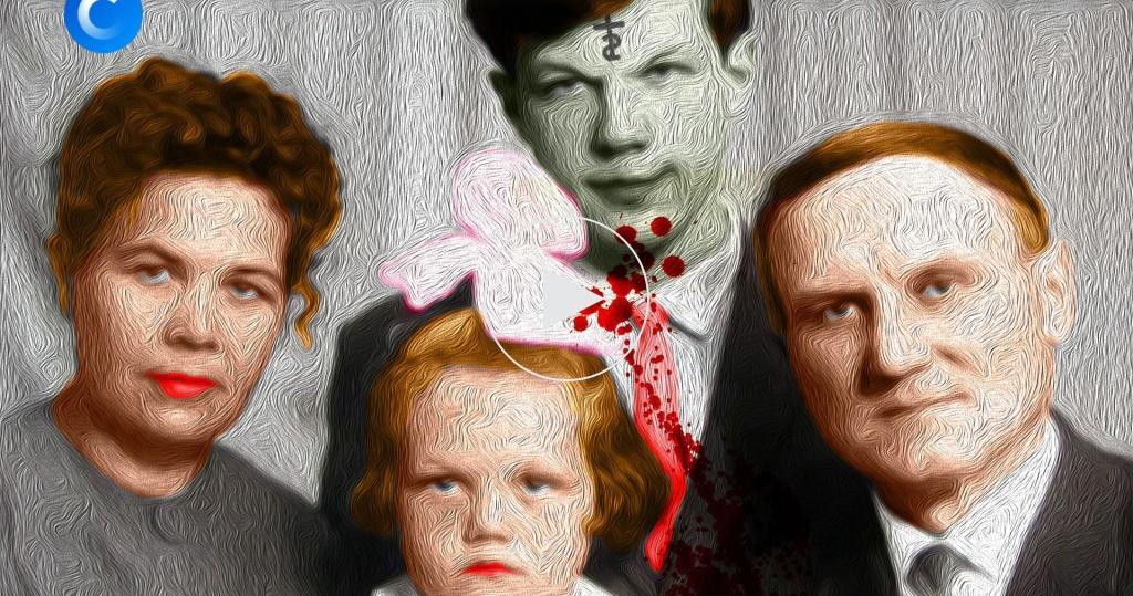 Убийство <nobr>по-семейному</nobr>