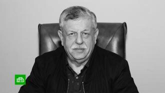 Скончался телеведущий Михаил Борисов