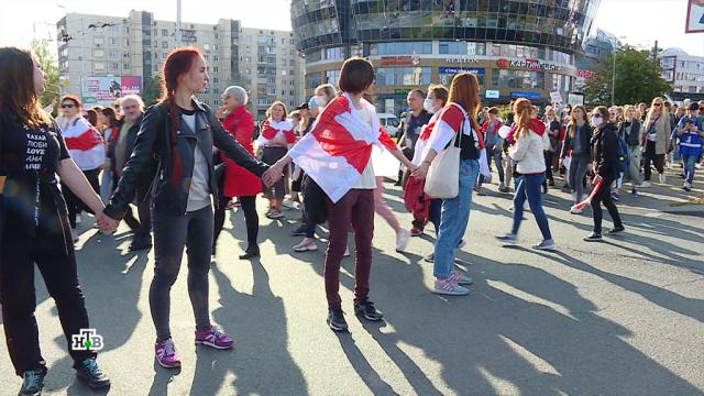 «Полная неоплата всего»: как белорусская оппозиция хочет ослабить экономику страны.Белоруссия, Лукашенко, выборы, оппозиция.НТВ.Ru: новости, видео, программы телеканала НТВ