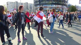 «Полная неоплата всего»: как белорусская оппозиция хочет ослабить экономику страны.НТВ.Ru: новости, видео, программы телеканала НТВ