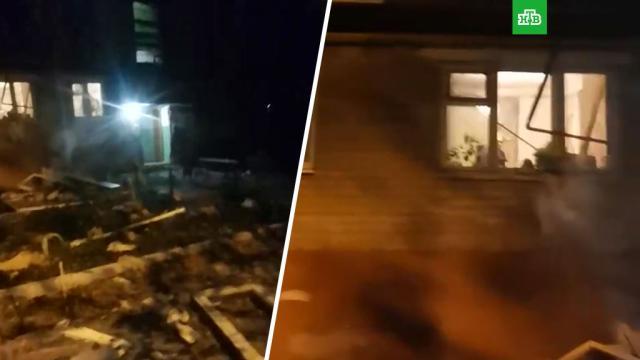 Взрыв газа произошел втюменской многоэтажке, есть пострадавшие.Тюмень, взрывы газа.НТВ.Ru: новости, видео, программы телеканала НТВ
