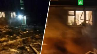 Взрыв газа произошел втюменской многоэтажке, есть пострадавшие