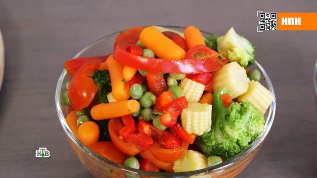 Как производители замороженных овощей и ягод обманывают покупателей.еда, магазины, продукты, торговля.НТВ.Ru: новости, видео, программы телеканала НТВ