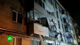 При взрыве втюменской пятиэтажке уцелели несущие конструкции