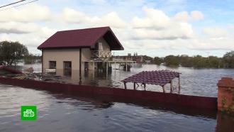 ВХабаровском крае из зоны паводка эвакуируют людей