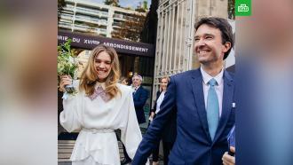 Наталья Водянова показала видео своей свадьбы смиллиардером
