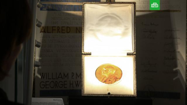 Церемонию вручения Нобелевских премий отменили из-за пандемии.Нобелевская премия, коронавирус, эпидемия.НТВ.Ru: новости, видео, программы телеканала НТВ