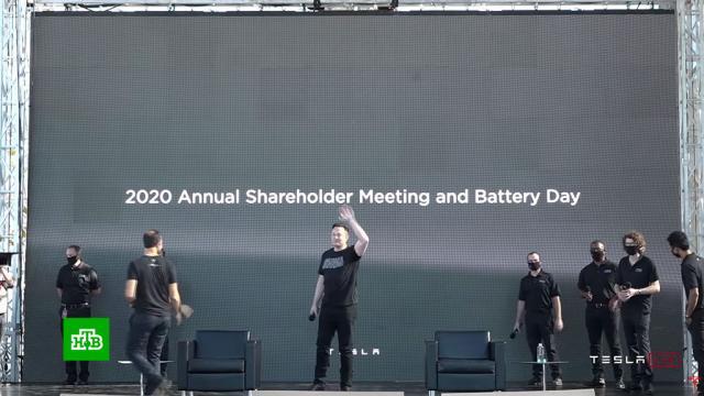 Маск пообещал выпустить бюджетный беспилотник Tesla в2023году.Илон Маск, автомобили, технологии.НТВ.Ru: новости, видео, программы телеканала НТВ