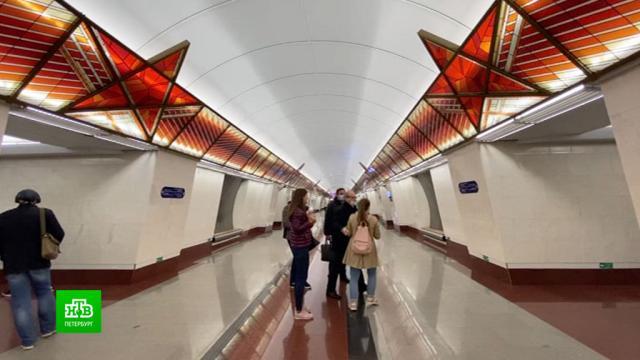 Художники добиваются денег за витражи для петербургского метро.Санкт-Петербург, метро.НТВ.Ru: новости, видео, программы телеканала НТВ