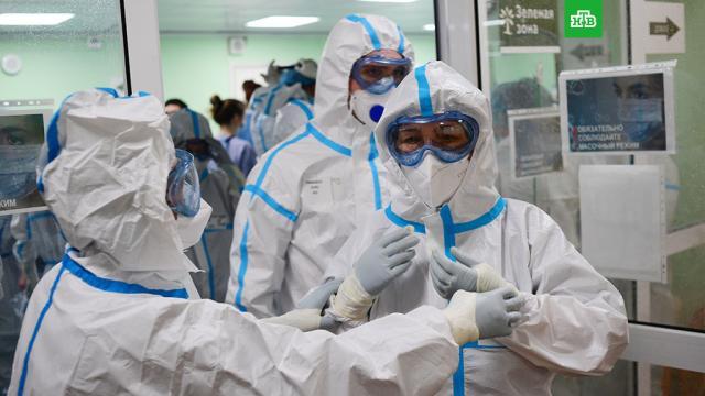 В РФ — 6 431 новый случай COVID-19.За последние сутки в России выявлен 6 431 новый случай коронавируса в 85 регионах (вчера было 6 215). Умерли 150 пациентов. За этот же период выздоровело 5 750 человек..болезни, коронавирус, эпидемия.НТВ.Ru: новости, видео, программы телеканала НТВ