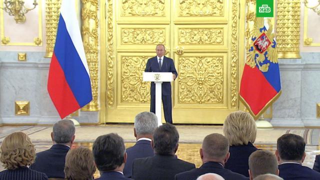 Путин анонсировал вторую российскую вакцину от коронавируса.Путин, коронавирус, медицина, наука и открытия, прививки.НТВ.Ru: новости, видео, программы телеканала НТВ