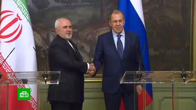 Глава МИД Ирана заявил оключевой роли России всохранении ядерной сделки.Иран, Лавров.НТВ.Ru: новости, видео, программы телеканала НТВ
