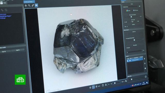 На Украине вырастили самый большой вмире искусственный алмаз.Украина, алмазы.НТВ.Ru: новости, видео, программы телеканала НТВ