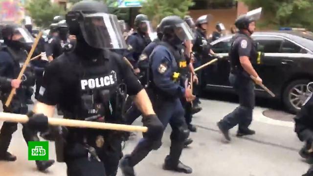 Протестующие вЛуисвилле открыли огонь по полицейским: двое ранены.США, беспорядки, митинги и протесты.НТВ.Ru: новости, видео, программы телеканала НТВ