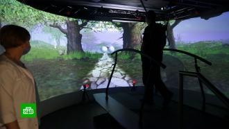 Виртуальная реальность помогает влечении деменции иболезни Альцгеймера
