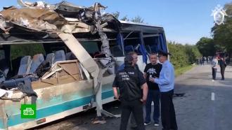 ВКалининградской области объявили траур <nobr>из-за</nobr> гибели семи человек вДТП