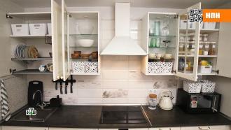 Как сделать маленькую кухню вместительной и удобной: рекомендации профессионала