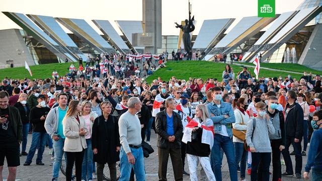 В Минздраве Белоруссии связали протесты с ростом числа зараженных COVID-19.Глава белорусского Минздрава считает, что продолжающиеся в стране акции протеста являются причиной ежедневного прироста инфицированных коронавирусом COVID-19.Белоруссия, Лукашенко, инаугурации, митинги и протесты.НТВ.Ru: новости, видео, программы телеканала НТВ