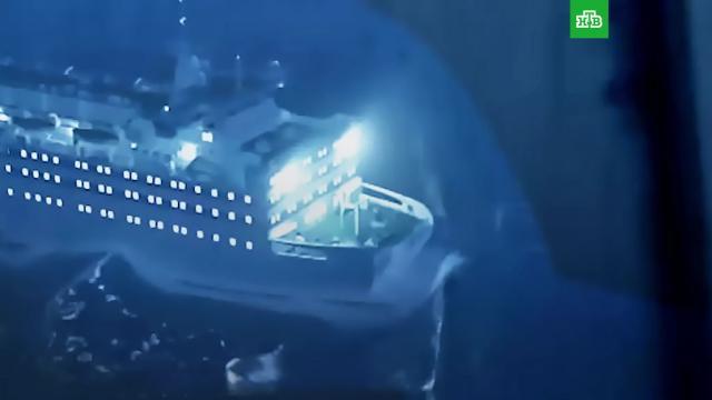 Как погибли 852человека спарома «Эстония».ЗаМинуту, корабли и суда, паромы, Швеция, Эстония.НТВ.Ru: новости, видео, программы телеканала НТВ