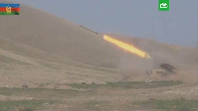 Минобороны Азербайджана опубликовало видео боевой операции вНагорном Карабахе.Азербайджан, Армения, войны и вооруженные конфликты, территориальные споры.НТВ.Ru: новости, видео, программы телеканала НТВ