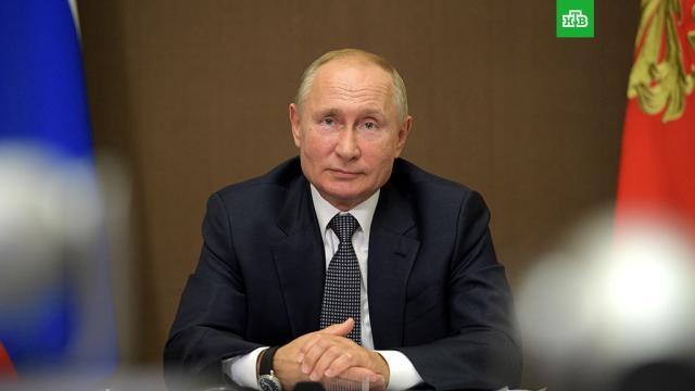 «Борьба сCOVID-19 еще не закончена»: Путин призвал россиян не расслабляться.Путин, болезни, коронавирус, эпидемия.НТВ.Ru: новости, видео, программы телеканала НТВ