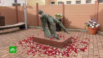 «Ангел русской поэзии»: в Москве открыли памятник Есенину